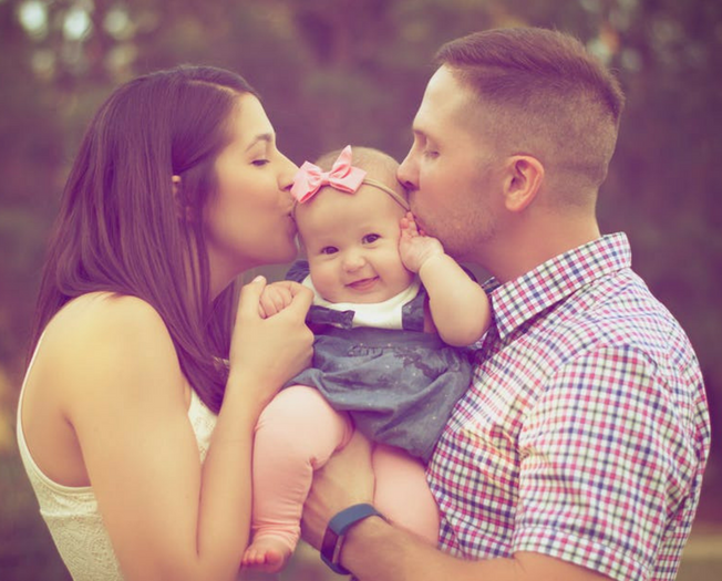 Raising a baby girl: Guide for Father's to be