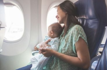 10 Best Flying Tips for Moms-to-be!