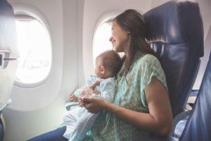 Flying Tips for Moms